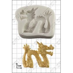 Chinese Dragon Silicone Mould (Right) - FPC