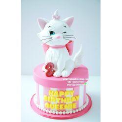 一層貓貓蛋糕