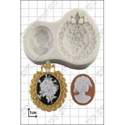 Cameo Silicone Mould - FPC