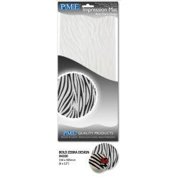 Bold Zebra Impression Mat  - PME