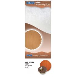 Bark Design Impression Mat  - PME
