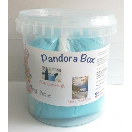 Pandora Box  Fondant- Baby Blue 粉藍(Hard) 1kg
