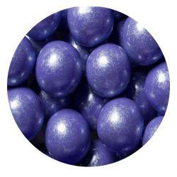 Shimmer Lavender Gumballs 2lb Bag
