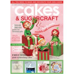 Cakes & Sugarcraft 2018/19年12/1月號
