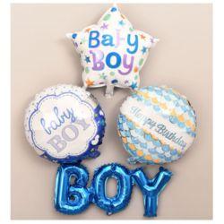 氣球套餐-Baby Boy