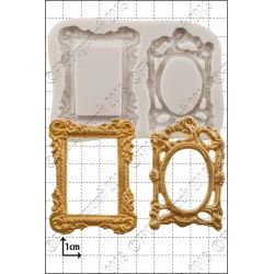 Picture Frames Silicone Mould - FPC