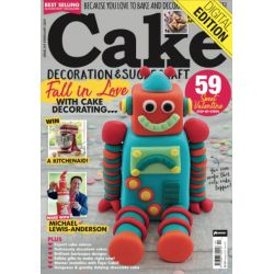CAKE CRAFT & DECORATION 2019年2月號