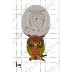 Wise Owls Silicone Mould - FPC