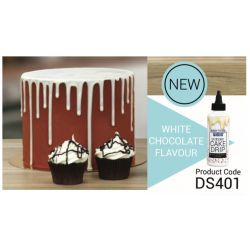 Cake Drip-White Chocolate Flavour(150g)