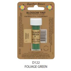 Sugarflair Edible Blossom Tint Dusting Colour -  Foliage Green(7ml)