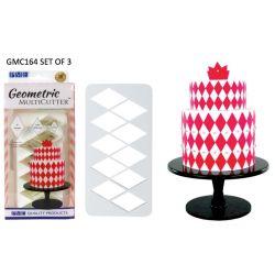 PME-geometric Cutters(菱形)