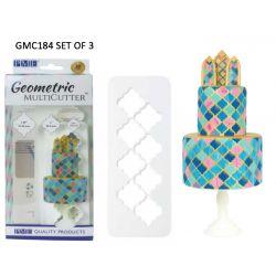 PME-geometric Cutters(摩洛哥提燈)
