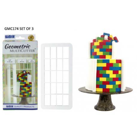 PME-geometric Cutters(砌磚)