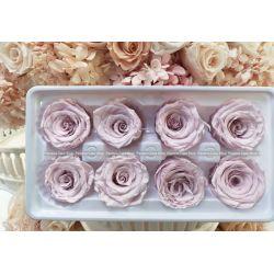 保鮮花-玫瑰(香芋紫)
