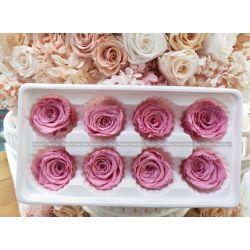 保鮮花-玫瑰(深粉紅)