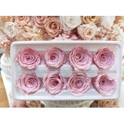 保鮮花-玫瑰(淺粉紅)