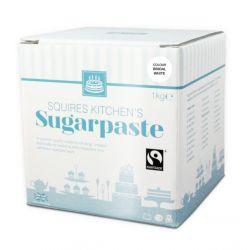 SK Sugarpaste -Bridal White(1kg)