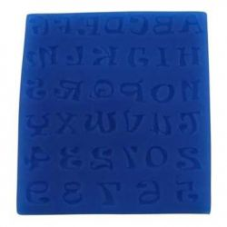 Alphabet - First Impression Moulds