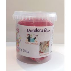 Pandora Box  Fondant- Dark Red (Hard)深紅色1kg