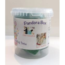 Pandora Box  Fondant- Dark Green (Hard)深綠色1kg