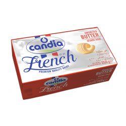 法國Candia 無鹽牛油 1箱(200gX40件) 平均$22/1件