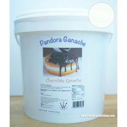 Pandora Ganache 白色軟朱古力 4kg