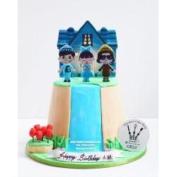 2D動森蛋糕