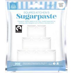 SK Sugarpaste -Bridal White(250g)