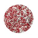 Christmas Stick Mix Edible Pearls Dragees- 120g