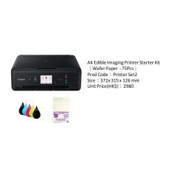 A4 Edible Imaging Printer Starter Kit - Canon