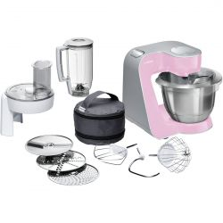 Bosch MUM58K20 廚師機 粉紅色